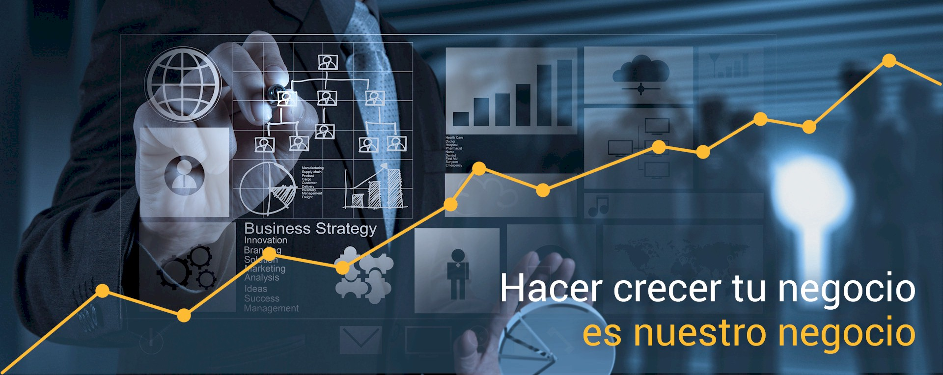 Agencia de Marketing Digital en Madrid - Smartconsult.es